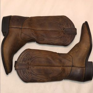 🔥FRYE cowboy Boots